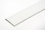 N4335 Plastic Coated Steel Boning - 20m x 10mm: White